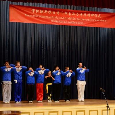 Otvárací ceremoniál Konfuciovho inštitútu pri UK (31)