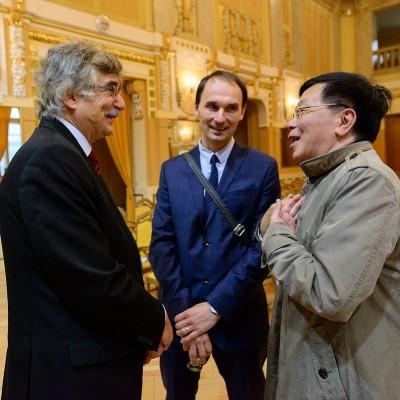Otvárací ceremoniál Konfuciovho inštitútu pri UK (33)