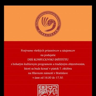 Deň Konfuciovho inštitútu (1)