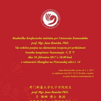 Slávnostná recepcia pri príležitosti Sviatku lampiónov (2)